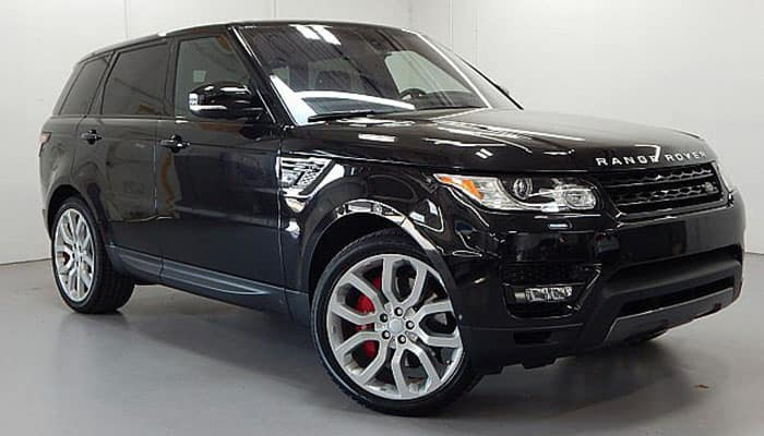 Pre-Owned 2016 Land Rover Range Rover Sport
