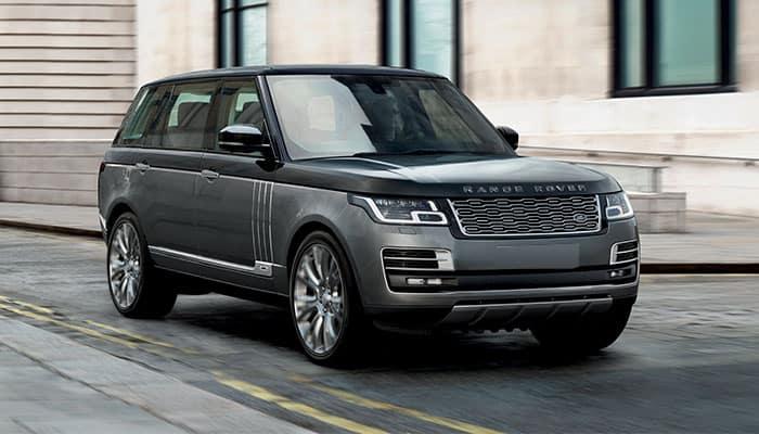 2019Land Rover Range Rover