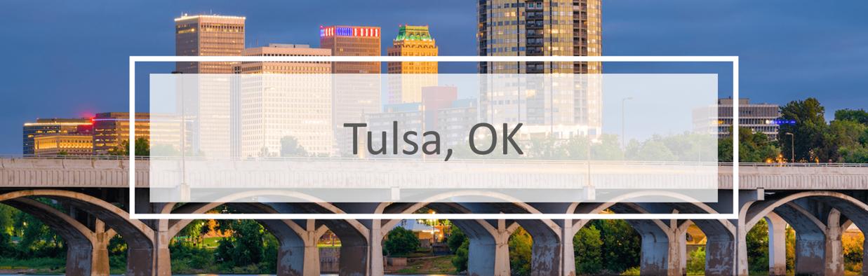 Tulsa, OKC