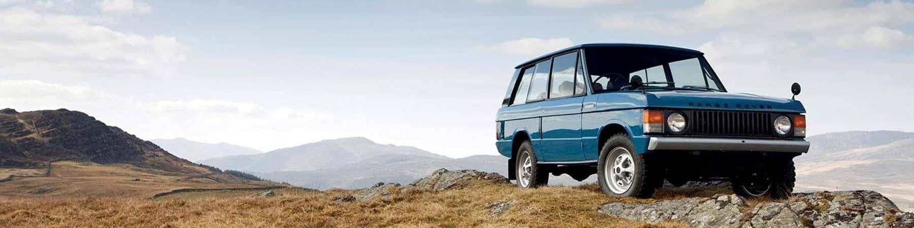 Range Rover History