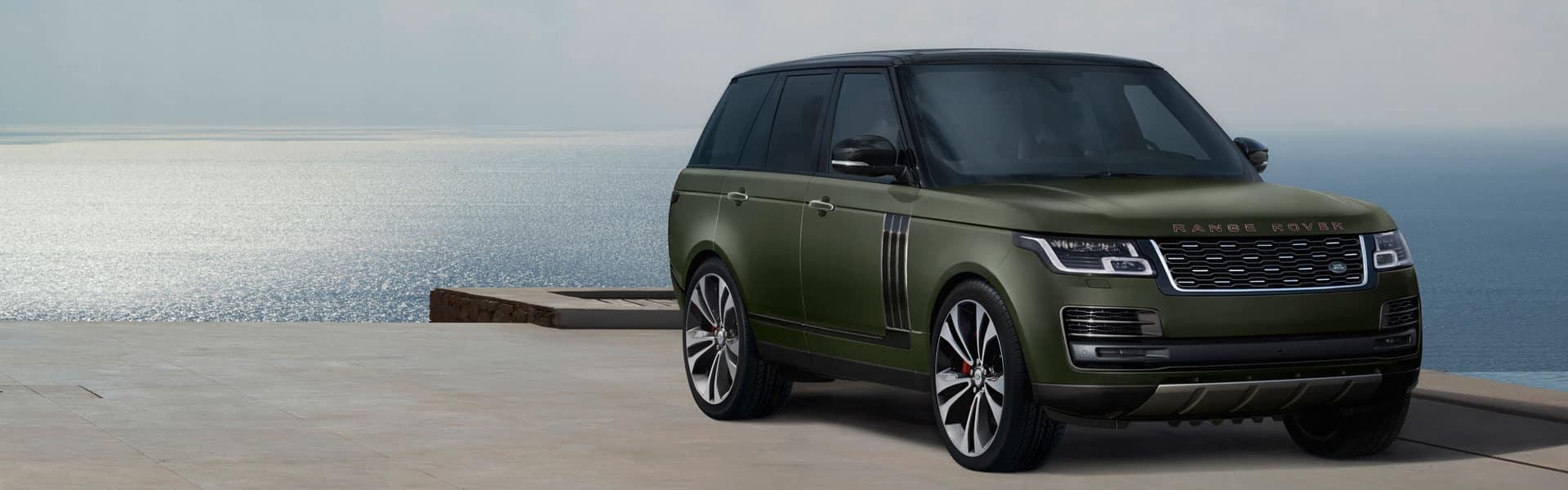 2022 Range Rover in Oklahoma City