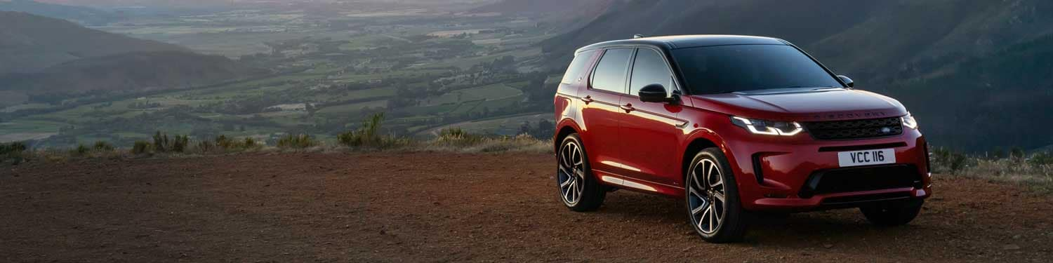 2022 Discovery Sport in Oklahoma City