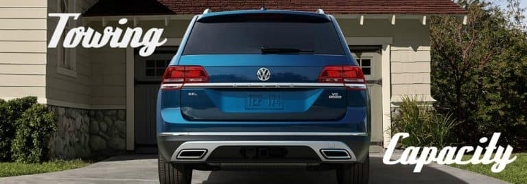 VW Atlas Towing Capacity >> You Know It S Spacious But How Much Can The Vw Atlas Tow