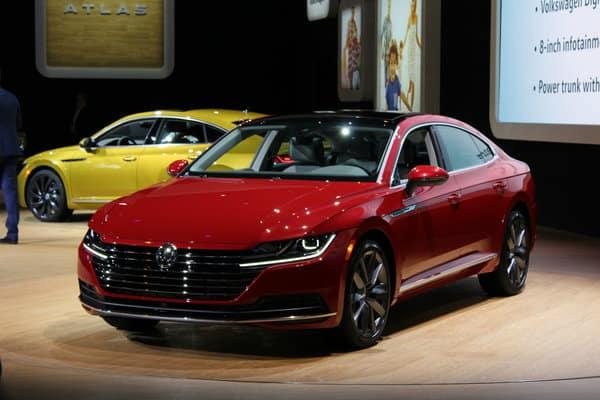 VW Arteon Usa >> Is The Volkswagen Arteon Being Released In The U S