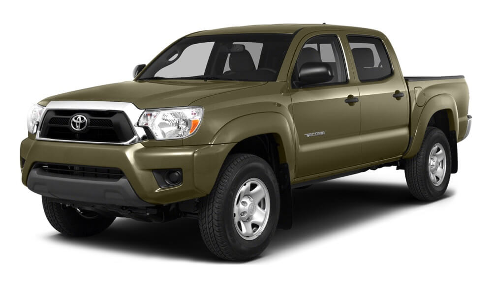 Learn About The 2016 Toyota Tacoma Brent Brown Toyota