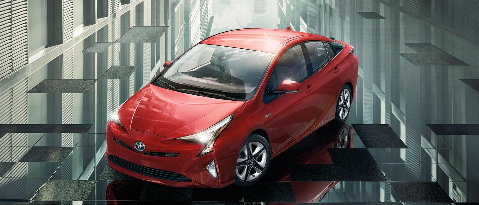 2016 Toyota Prius main image