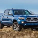 2016 Toyota Tacoma Side