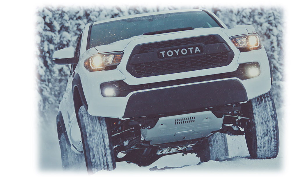 Learn About The 2017 Toyota Tacoma Tdr Pro Brent Brown Toyota