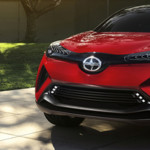 2017 Toyota C-HR Concept Front