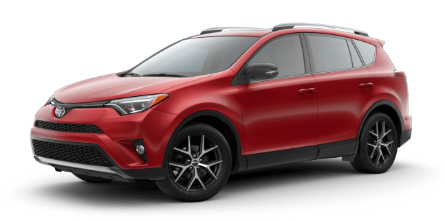 2018 Toyota Rav4 Finance Special