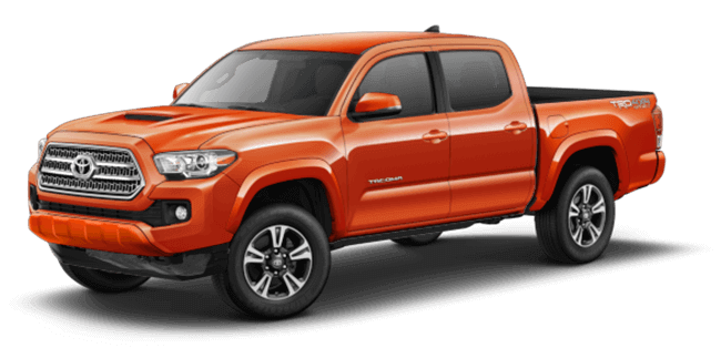 2017 Toyota Tacoma Customer Cash Special