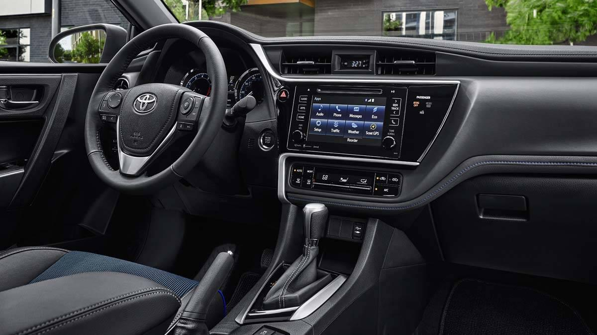 learn about the well appointed 2017 toyota corolla brent brown toyota