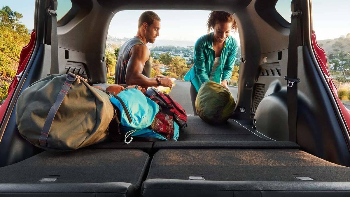 Toyota RAV4 SE Interior