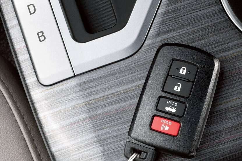 Keyfob for 2016 Toyota Camry