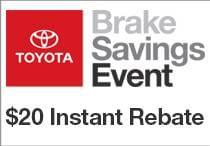 Brake Savings
