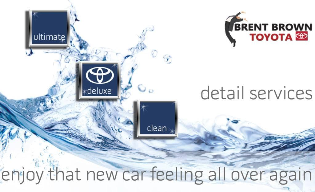 Brent Brown Toyota Detail Service