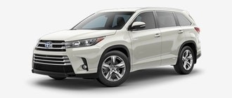 Highlander Hybrid - part of the Toyota Hybrid Lineup