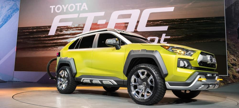 Toyota's FT-AC Concept
