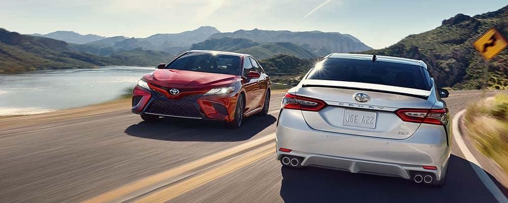 2018 Toyota Camrys