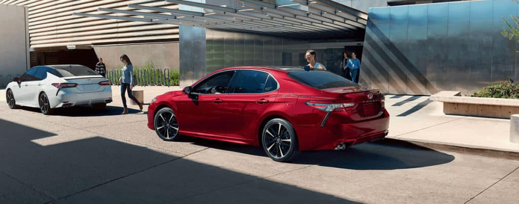 Diverse 2018 Toyota Camry Colors Help Personalize Your Sedan