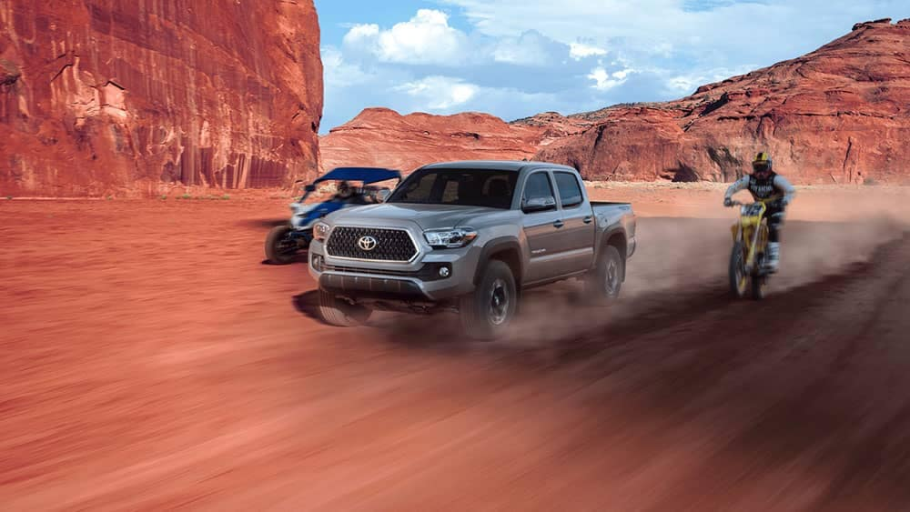 2019 Toyota Tacoma performance