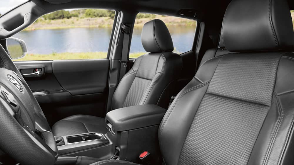 2019 Toyota Tacoma seating