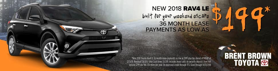 New Toyota RAV4 Specials Page For Sale Near Orem, Provo, And Salt Lake City
