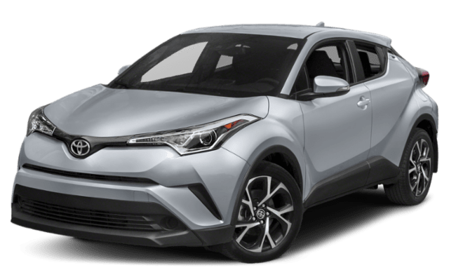2019 Toyota C Hr Vs 2019 Toyota Rav4 Small Suv Comparison In Orem