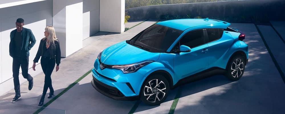 2019 Toyota C-HR exterior-header