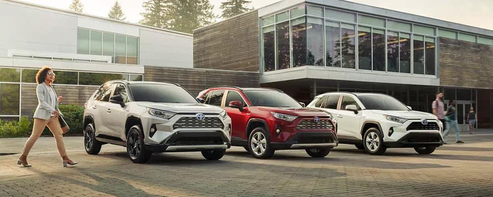 2019 Toyota RAV4 header
