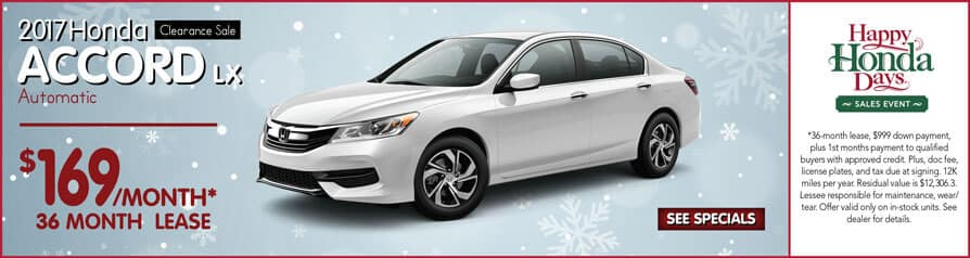 Current special offers on new hondas in crystal lake for Brilliance honda crystal lake