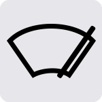 Windshield Wipers Icon