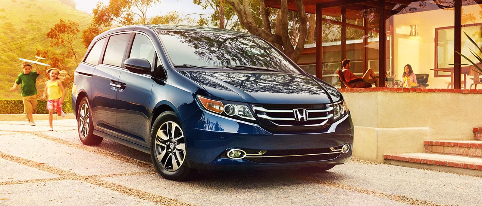 High Quality 2016 Honda Odyssey; 2016 Honda Odyssey ...