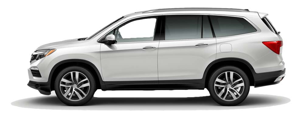 The 2017 honda pilot family friendly three row crossover for New honda pilot 2017