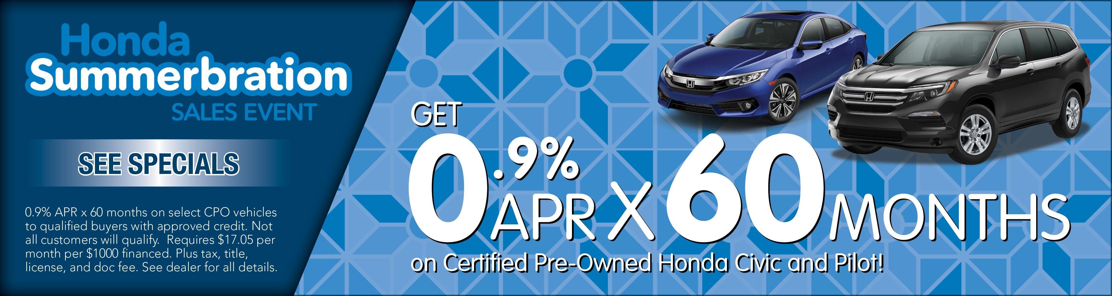 Honda Certified Pre Owned Financing >> 0 9 Apr Financing For 60 Months Banner Brilliance Honda