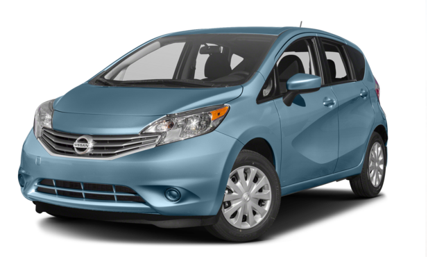2016 Honda Fit. Vs. 2016 Nissan Versa Note