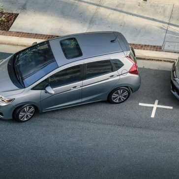 2018 Honda Fit exterior