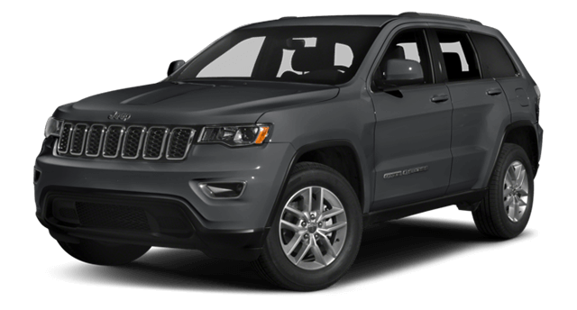 2017 Jeep Grand Cherokee comparison