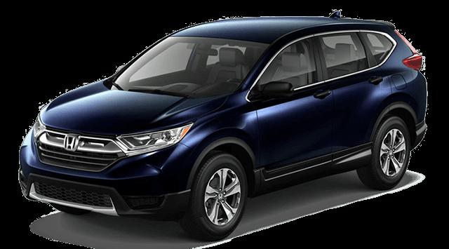 2018 Honda CR-V comparison