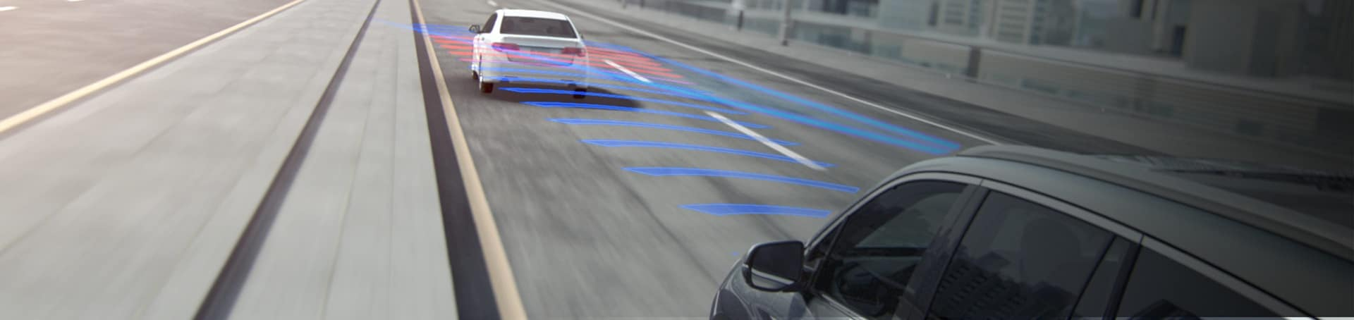 Honda Sensing Forward Collision Warning