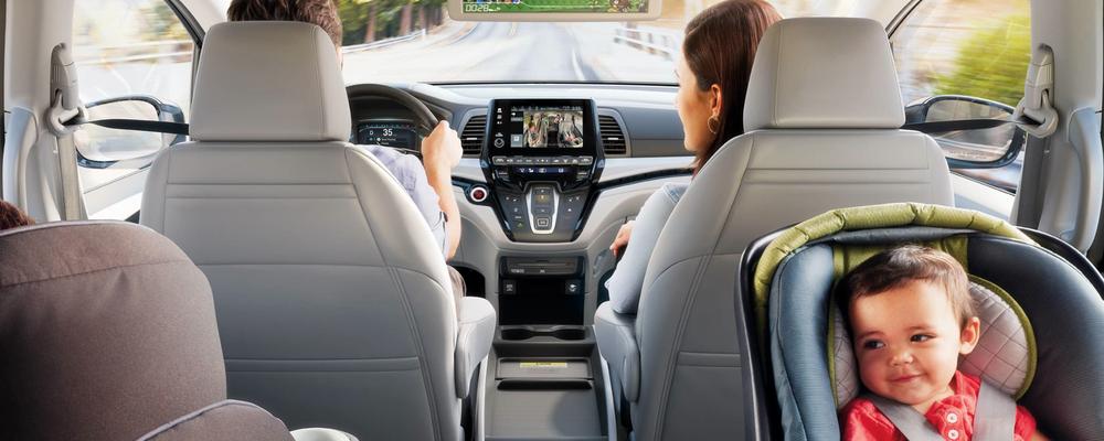 2018 Honda Odyssey CabinTalk