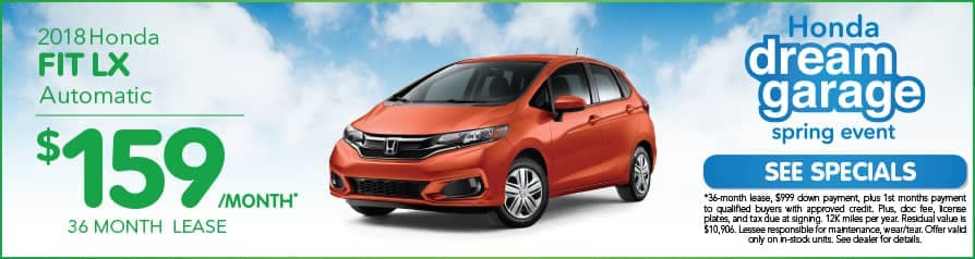 Lease Fit $159 special