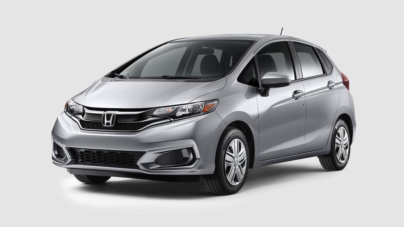2019 Honda Fit Trim Levels Gray LX