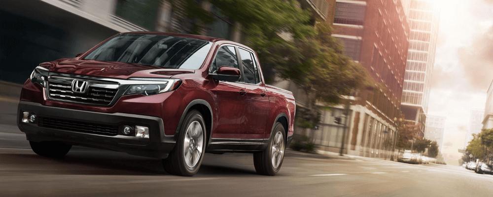2019 Honda Ridgeline Performance