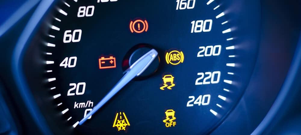 Honda Warning Lights
