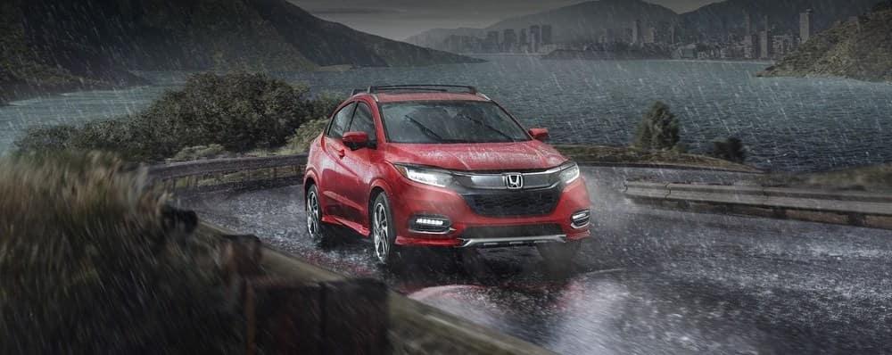 2019 Honda HR-V Performance