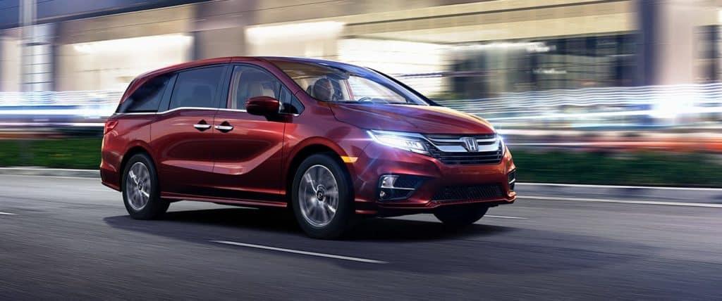 2019 Honda Odyssey Fuel Econ