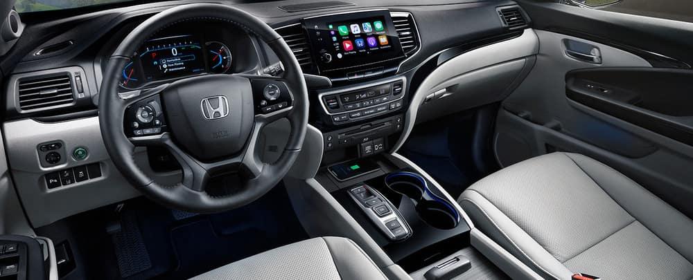 2019 Honda Pilot Interior Features