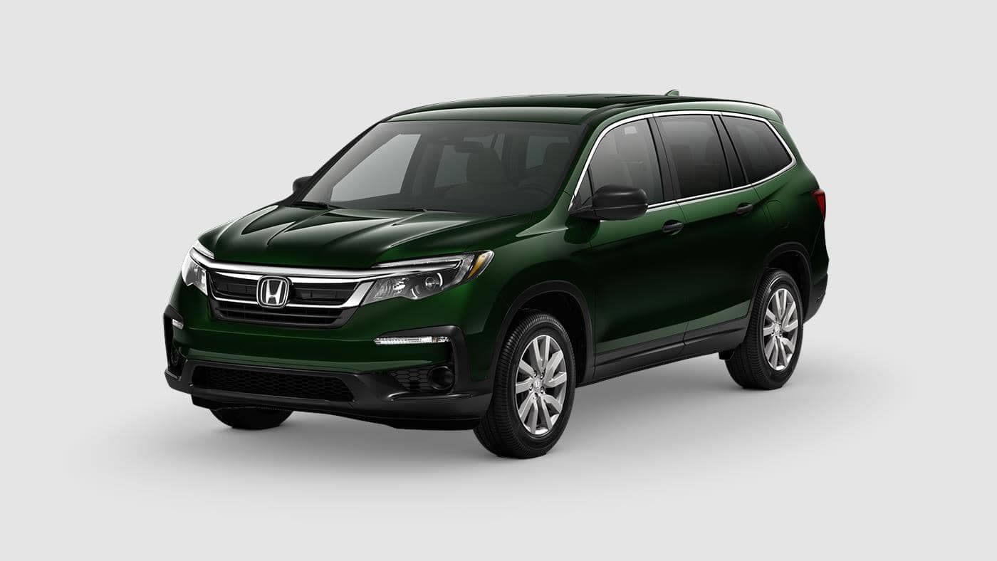Black Forest 2019 Honda Pilot
