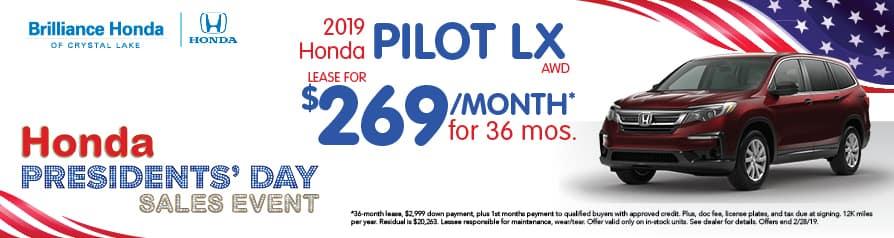 Pilot LX for $269